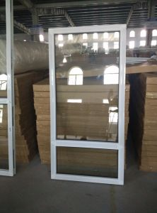 60mm Series Fixed UPVC Window pictures & photos