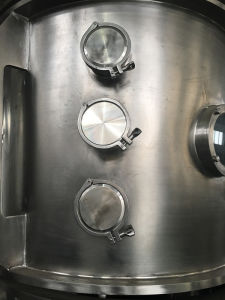 FL-500 Fluid Bed Granules Pelletizing Machine pictures & photos