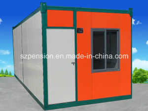 Peison Easy Assembled Prefabricated/Prefab Mobile House pictures & photos