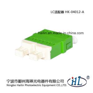 LC/APC Fiber Optic Adapter with Four Dust Cap pictures & photos
