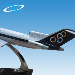 "Boeing B727-200 ""Olympic"" Plane Model pictures & photos"