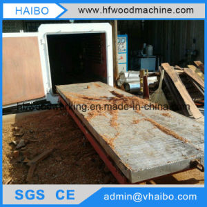 Professional Timber Woodworking Machine for Hf Vacuum Drying Machine pictures & photos