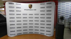 Custom Church Banners Step and Repeat Backdrop Display Stand Wall pictures & photos