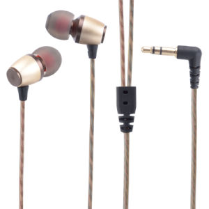 Stereo Plastic Earphone for Quality Sound mobile Phone, MP3 Player pictures & photos