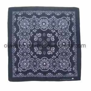 Multifunctional Handkerchief Cotton Fabric Outdoor Sports Bandana pictures & photos
