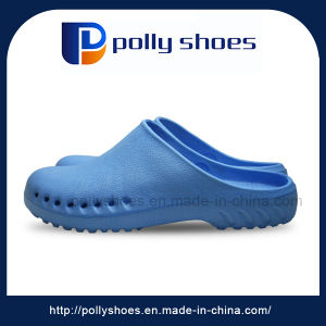 Hot Selling EVA Men Swimming Pool Durable Bathroom Slipper pictures & photos