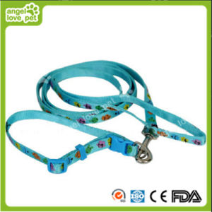 Carton Animal Head Pet Collar and Leash pictures & photos