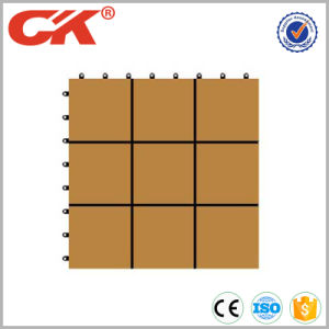 Waterproof High Quality DIY Composite Decking Tiles pictures & photos
