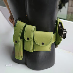 045 Outdoor Sports Military Army Airsfot Tactical Waist Belt Four Sets Nylon pictures & photos