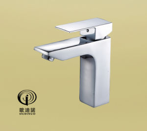 Brass Material Basin Faucet &Mixer with Chrome Plated 61511 pictures & photos