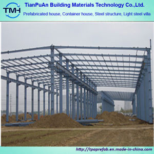 Building Material Steel Warehouse Structure pictures & photos
