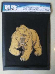 Good Saling Golden Eco-Solvent Printable Flex pictures & photos
