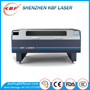 Closed Leather & Glass & Wood & Acrylic Non Metal CO2 Laser Cutting Machine pictures & photos