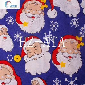 Printed Minimatt Fabric for Christmas Designs pictures & photos