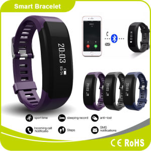 China Fashion Touch Screen Bluetooth Fitbit Bracelet pictures & photos