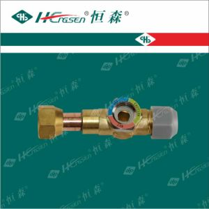 Compressor Valve/Valve/Compressor/Refrigeration Fittings/Refrigeration Parts pictures & photos