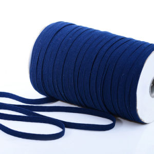 Rubber Elastic Braid Band Tape pictures & photos