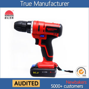 Power Tools Lithium Battery Cordless Drill (GBK2-2214LD) pictures & photos