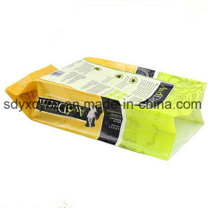 Flexible Food Packaging Printing Manufacturing, Plastic Side Gusset Bags pictures & photos