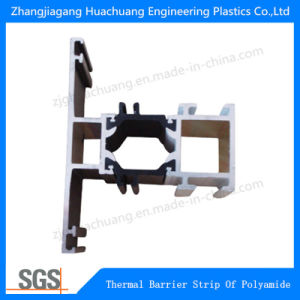 Heat and Noise Barrier Nylon Strips Used in Sliding Window and Door pictures & photos