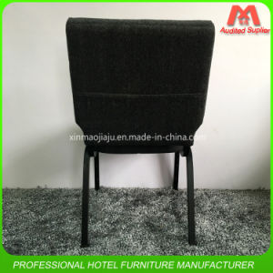 Wholesale Factory Price Stackable Metal Church Chair pictures & photos