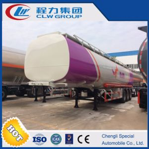 Beautiful Useful Diesel Fuel Tanker Trailer for Sale pictures & photos