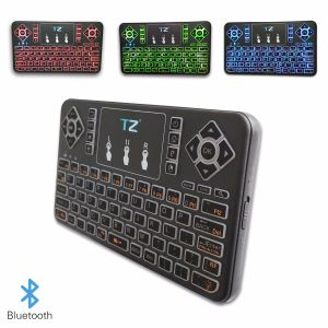 Q9 Bluetooth Backlit Keyboard with Touchpad pictures & photos