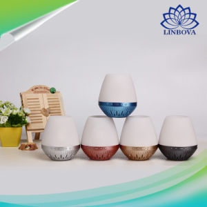 Newest LED Table Lamp USB/TF Card Mini Bluetooth Wireless Speaker for Mobile pictures & photos