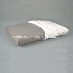 Orthopedic Eco-Friend Bamboo Memory Foam Pillow pictures & photos