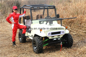 250cc ATV, Automatic 4 Strokes Electric ATV for Adults pictures & photos
