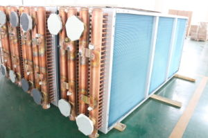 Large Size High Performance Copper Tube Heat Exchanger for Air Conditioning System pictures & photos