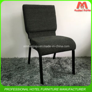 Wholesale Factory Price Stackable Metal Church Chair