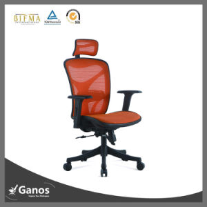 Stylish Ergonomic Mesh MID Back Chairs with Wheels pictures & photos