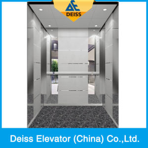 FUJI Quality China Vvvf Traction Gearless Villa Passenger Home Elevator pictures & photos