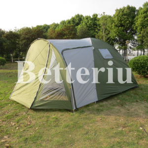 Waterproof Camping Essential Tent for 4 Person pictures & photos