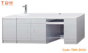 Hospital and Clinic Dental Cabinet Unit (TDH-ZH10) pictures & photos