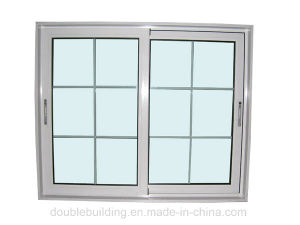 Australia Standard Aluminium Sliding Window Glass Window for Commercial and Residential Building pictures & photos