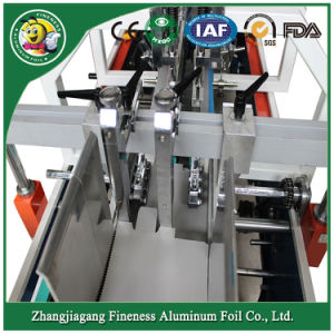Top Level Best-Selling Cardboard Folder Gluer Box Machine pictures & photos