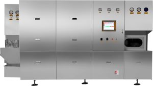Asmr1250-6000 Vial Hot Air Circulation Sterilizing Dryer for Pharmaceutical pictures & photos