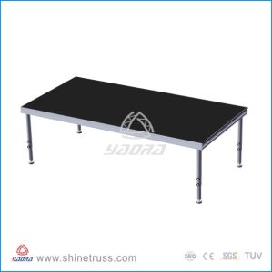 Aluminum Wedding Stage Collapsible Stage pictures & photos