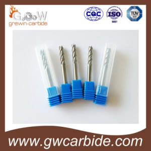 Ball Nose End Mill, Flat End Mill, Square End Mill pictures & photos