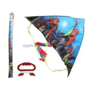 Custom Printed Logo for Cheap Diamond Promotional Kite pictures & photos