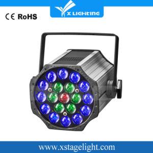 19PCS Stage Lighting Zoom LED PAR Light pictures & photos