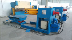 High Quality 10 Tons Hydraulic Uncoiler with Coil Car pictures & photos