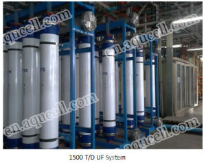 UF Membrane Water Treatment Plant System pictures & photos