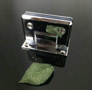 Zinc Mirror Bevel 90 Shower Hinge Glass Door Fittings pictures & photos