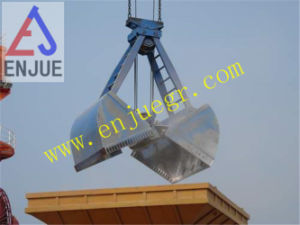 Single Rope Clamshell Grab Bucket for Bulk Cargo pictures & photos