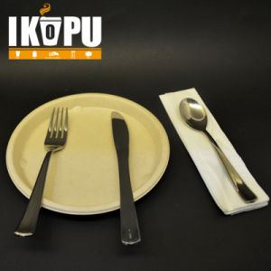 Good Quality Plastic Handle Cutlery Set pictures & photos