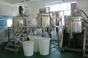Guangzhou Fuluke Cc Cream Macking Machine Cc Cream Emulsion pictures & photos