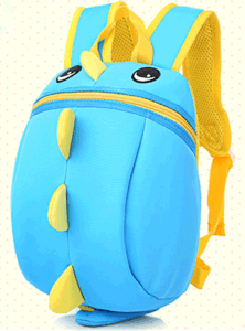 Neoprene Super Cute Dragon Animal Backpack Bag, School Bag, Kid′s Bag, Kindergarden Backpack Bag Yf-Sba1601 pictures & photos